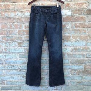 Joes Dark Bootcut Honey Curvy Denim Jeans NWOT